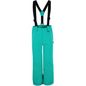 TROLLKIDS Holmenkollen Pantalon de ski Slim Fit Enfant, turquoise